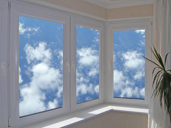 фото красивые пластиковые окна